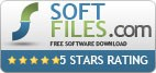 SoftFiles award image telling you that Long Path Fixer got 5/5 stars, don't they all!