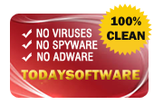 todaysoftware 100% clean award